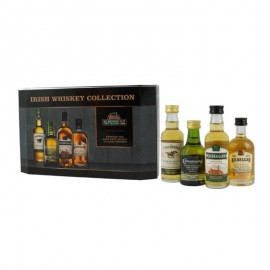 Miniatura Set Irish Whiskey Collection