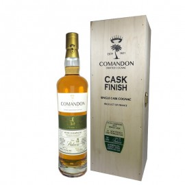 Cognac Comandon 2013 Single Cask Viña Pedrosa Finish