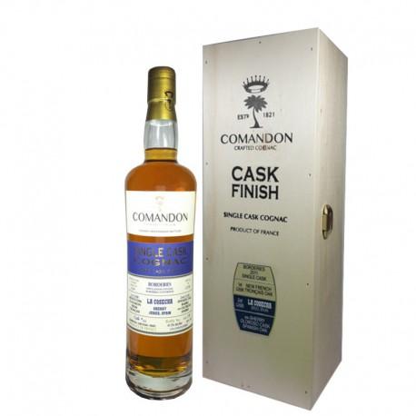 Cognac Comandon 2011 Single Cask Jerez Oloroso Finish