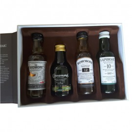 Miniatura Set Peated Malts of Distinction