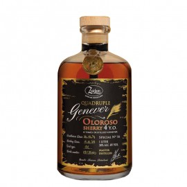 Zuidam Quadruple Oloroso Genever