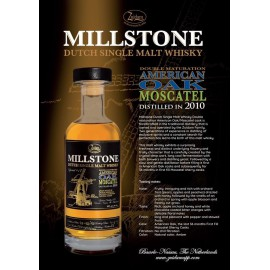 Millstone Single Malt Moscatel Cask
