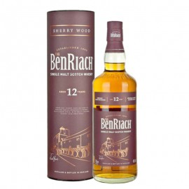 The BenRiach Sherry Wood 12 años