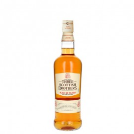 Three Scottish Brothers Single Grain 20 años