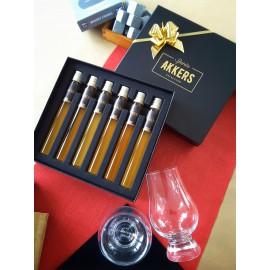 Selección Set de Cata 6 Whiskies de Escocia Premium