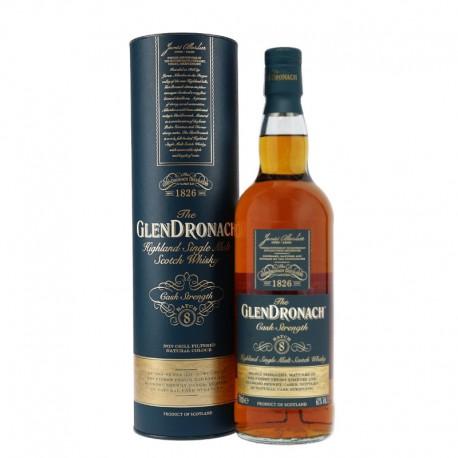 The GlenDronach Cask Strength Batch 8