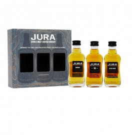 Miniatura Set JURA Journey, 10 años y Seven Wood