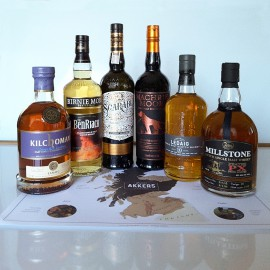 Cata de Whiskies Ahumados 1624 ONLINE