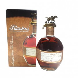Blanton´s Straight from the Barrel