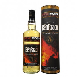 The BenRiach Birnie Moss Intensely Peated