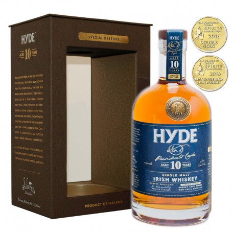 Hyde No.1 President's Cask Sherry Finish 10 años
