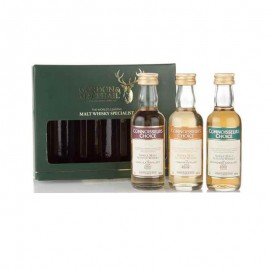Miniatura Set Gordon & Macphail Connoisseurs Choice 3 x 5cl