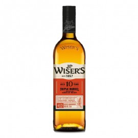 J.P. Wiser´s 10 años Triple Barrel