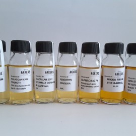 Muestra de Destilado Premium Miniatura 6cl • Rango 6