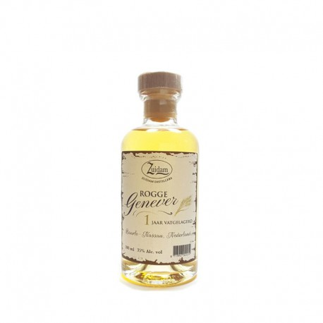 Zuidam Rogge Genever 200ml