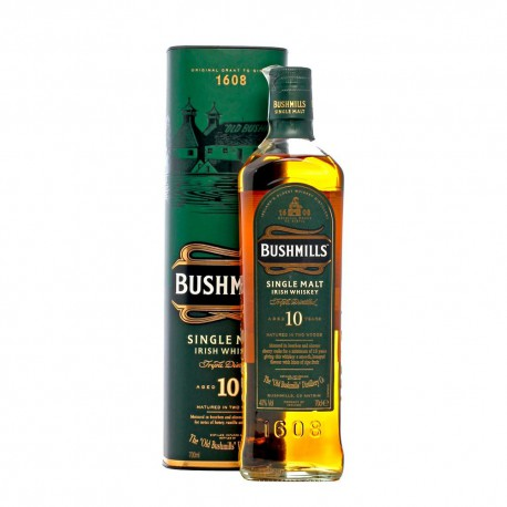Bushmills Single Malt 10 años