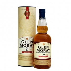 Glen Moray 10 años Chardonnay Cask Matured