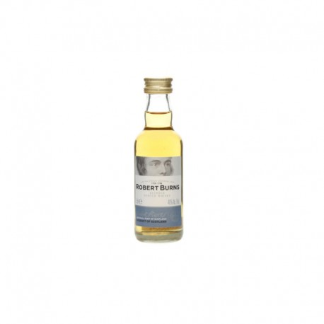 Miniatura Arran Robert Burns Blended
